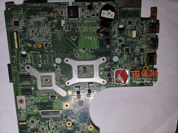 小麦2 DA0TWDMB6F0 REV :F不开机附亮机BIOS