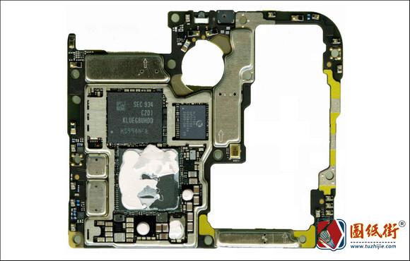 华为P40 Pro HN1ELSASW主板高清图