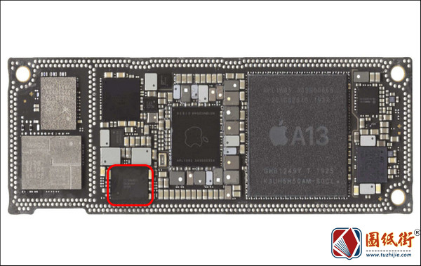 iPhone 11 充电IC对地阻值-手机维修资料下载