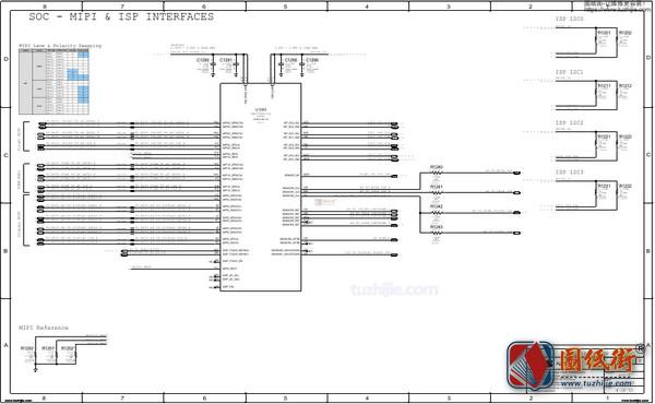 iPhoneX Intel版 X891/X893 820-00863-09 820-00869-06手机电路原理图纸