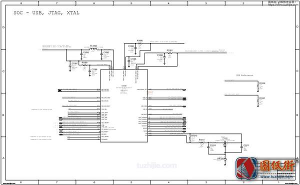 iPhone XS 820-00997苹果手机电路原理图纸
