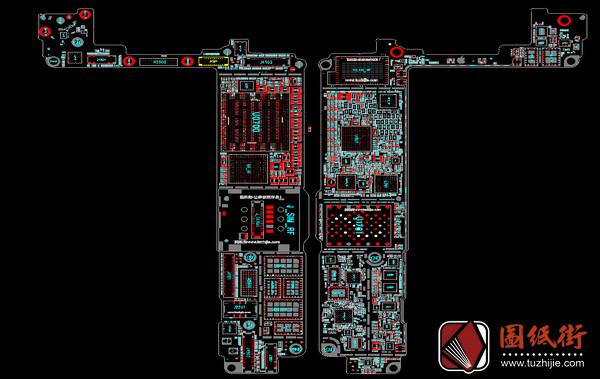 苹果iPhone7手机点位图下载