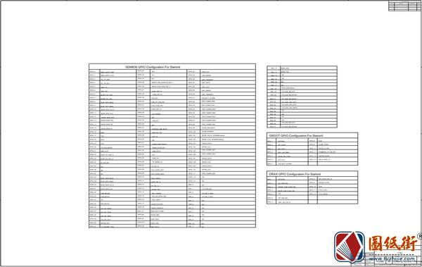 小米6X MiA2 LLDM862手机图纸