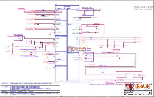 RedMi红米9A维修图纸-电路原理图