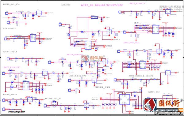小米Xiaomi Mi 11手机图纸-电路原理图