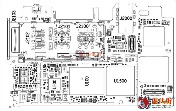 红米Redmi 6 Pro(sakura)/小米Mi A2 Lite(daisy) 位号图