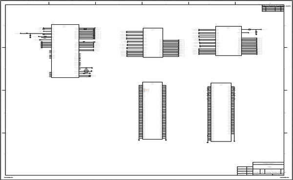 小米红米Note6Pro主板+小板电路原理图