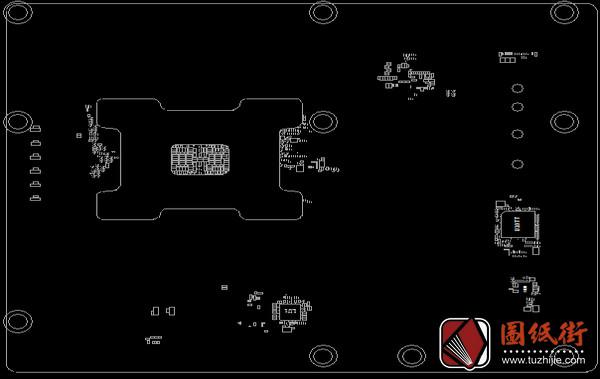 Asrock X399 Phantom Gaming 6 REV1.01华擎主板点位图