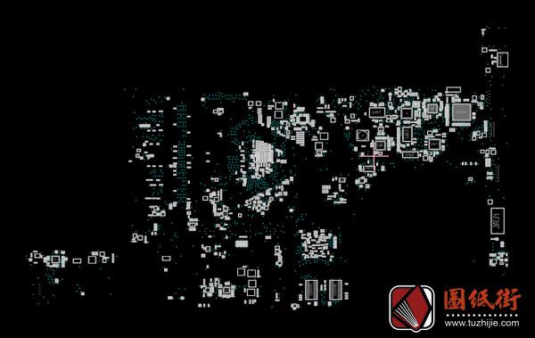 Acer TravelMate P648 LA-D301P Rev 1.0宏基笔记本点位图