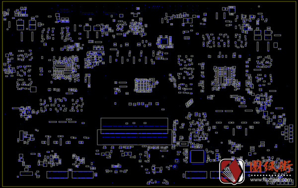 Acer Predator GX21-71 LA-E051P C1PR2 REV 1.0掠夺者笔记本点位图