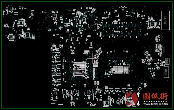 Acer Predator Helios 300 N17C3 Compal LA-F991P DH53F BoardView点位图 .brd