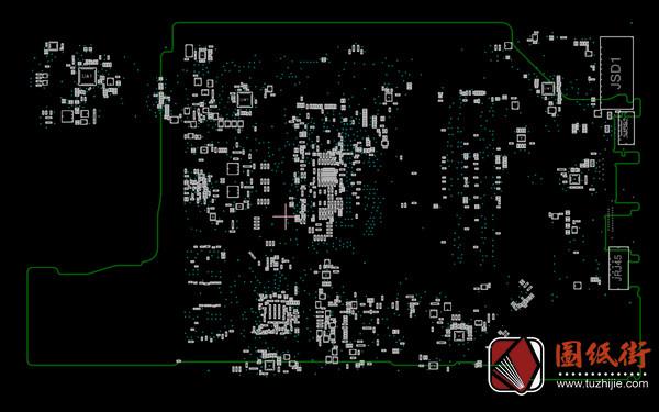 Acer A515-52 EH5AW LA-G521P LS-G521P Rev1a宏基笔记本点位图