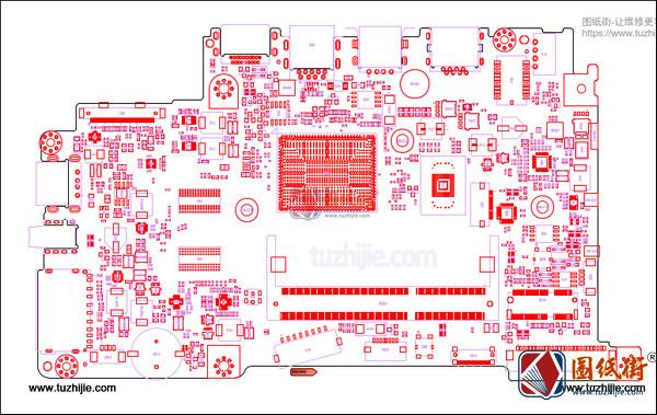 Acer Aspire ES1-132 Quanta ZHP_ZSP PDF点位图