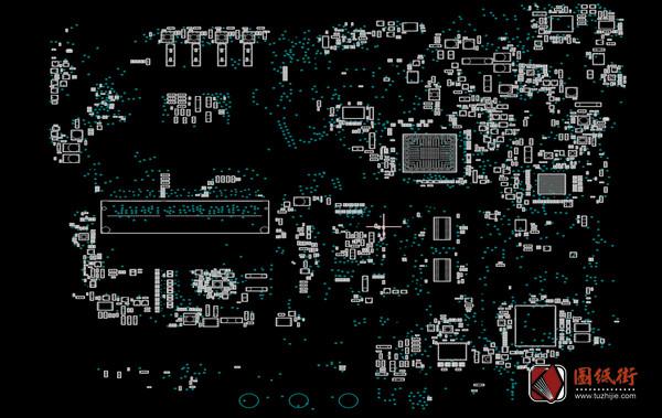 Asus ET2301I Rev1.3华硕主板点位图