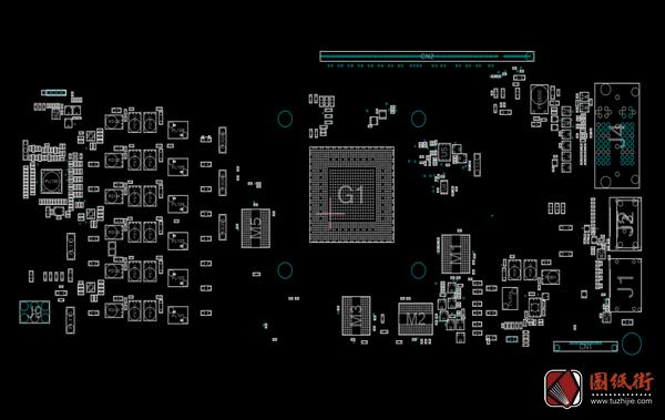 Asus GTX660 DirectCU II OC C2030P Rev 1.00华硕显卡点位图