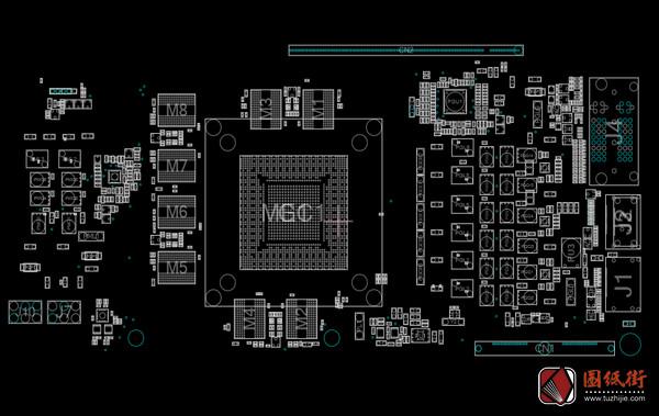Asus GTX670-DC2-4GD5 C2002PLM Rev1.01 2.00华硕显卡点位图