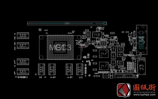 Asus GTX745-4GD3 DP华硕系列显卡点位图