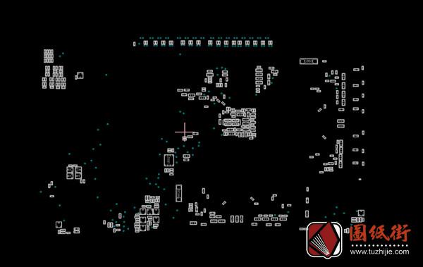 Asus GTX750-DF-2GD5 DIC2010ML Rev 1.00华硕显卡点位图