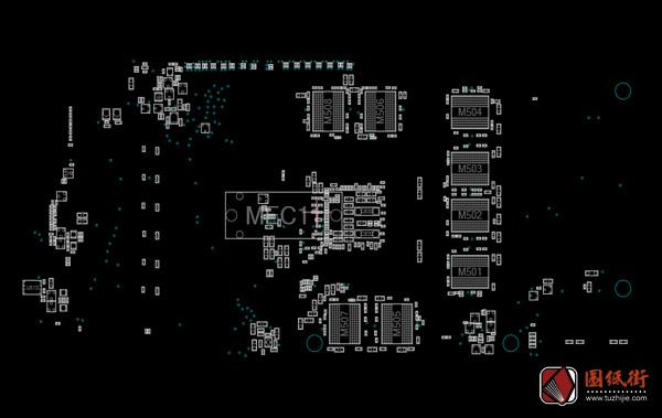 Asus GTX760 C2004P3 Rev 1.01华硕显卡点位图