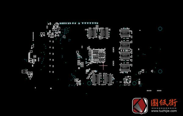 Asus GeForce GTX 760 STRIKER PLATINUM (C2004X) Rev 1.00 华硕显卡点位图