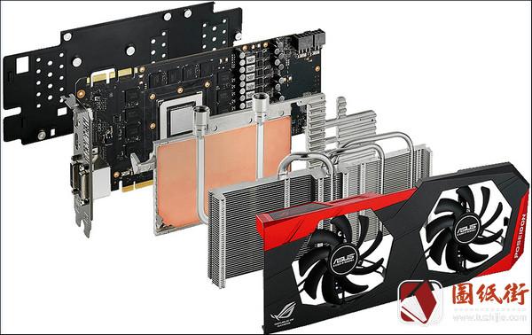 Asus GTX 780 (GTX 780-P-3GD5) C2083P Rev 1.00华硕显卡点位图