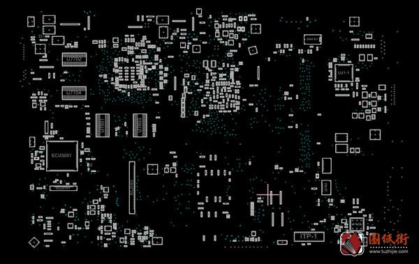 Asus K50ID 1.1-2.0-3.0-3.2 笔记本点位图