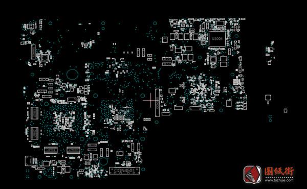 Asus K55DE Rev2.0笔记本点位图