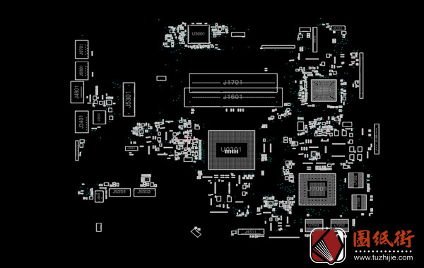 Asus PU551JH华硕笔记本点位图