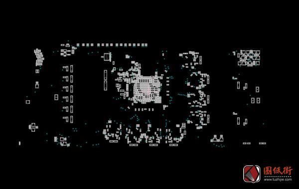 Asus Radeon R9 270X DC II C401PMI Rev 1.00X0华硕显卡点位图