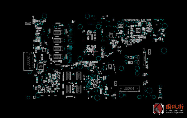 Asus TP500LN Rev 2.0 华硕笔记本点位图+IO点位图