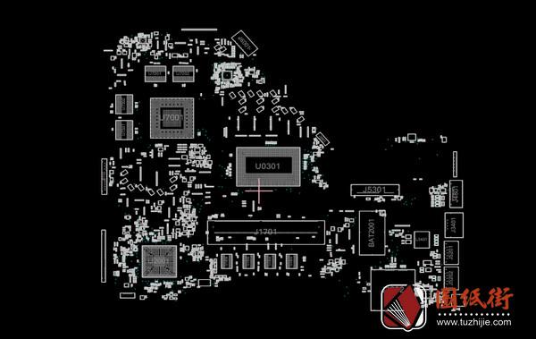Asus X550VX 2.0点位图