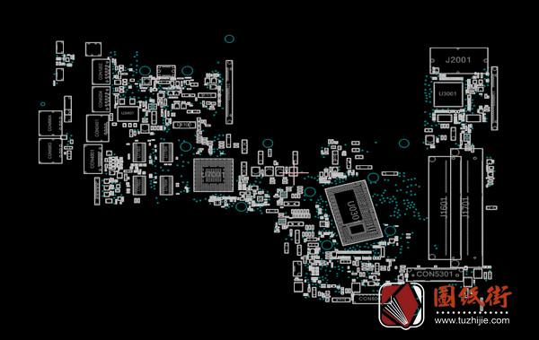 Asus X750LN华硕笔记本点位图