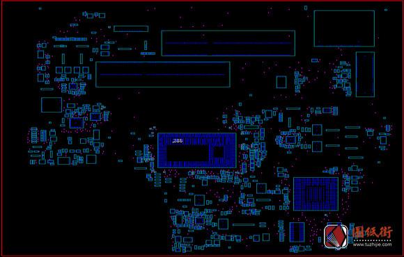 Dell Inspiron 14 3437-5437 15-3542 DOE40 12314-SD戴尔笔记本点位图