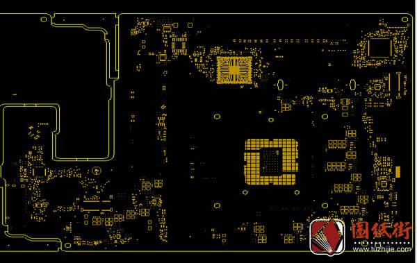 Dell 3470 Gambit MLK SFF 17530-1戴尔笔记本点位图BRD