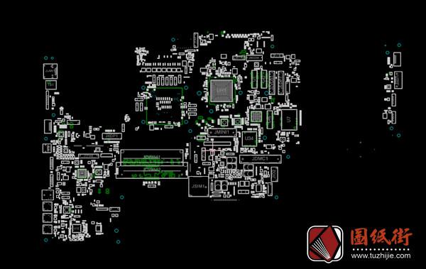 Dell Alienware M17X R3 LA-6601P PAR00外星人笔记本点位图