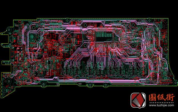 Dell XPS 13 9343 LA-B441P ZAZ00 Rev: 1.0戴尔笔记本点位图