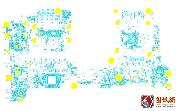 Dell G3 3579 CAL53 LA-F611P点位图.pdf
