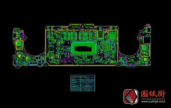 Dell XPS 13 7390 DDP31 LA-G172P REV 1.0戴尔笔记本点位图