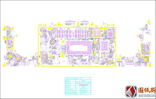 LA-G172P REV 1.0戴尔笔记本点位图PDF