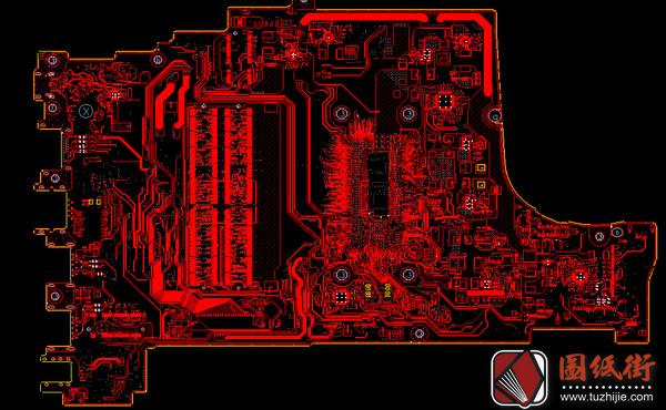 Dell 7490 LA-G717P REV 1.0戴尔笔记本点位图