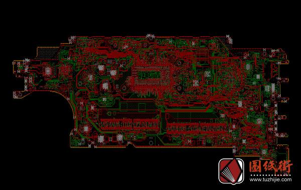 Dell 5400 EDC41 LA-G891P REV : 1.0 (A00)戴尔笔记本点位图纸BRD+CAD+PDF