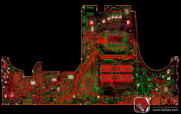 Dell 7540 EDA50 LA-H271P Rev1.0(A00)点位图下载