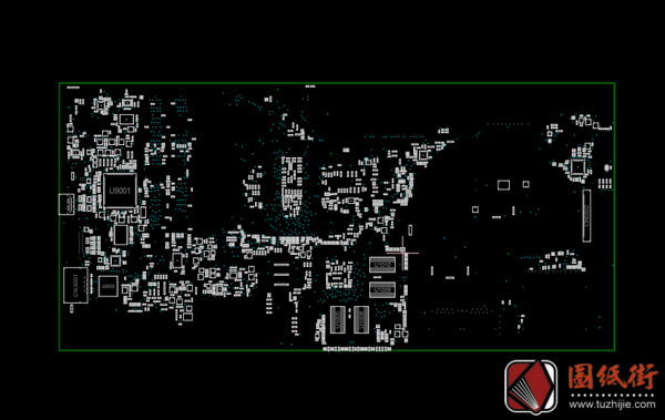HP 14-BP Quanta G71-8L 惠普笔记本点位图