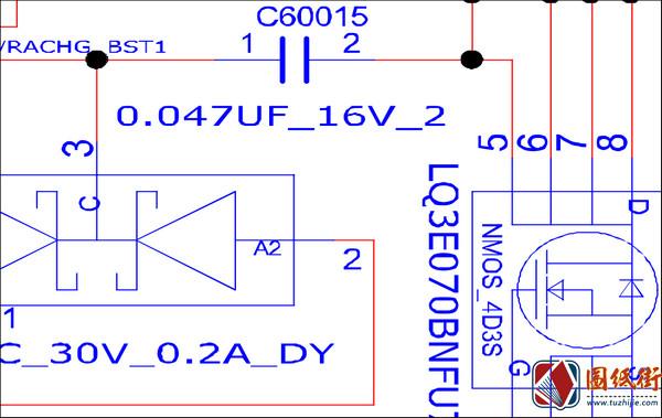 Xiaomi Mi Notebook Air 12 R10-6050A2789401 REV X01小米笔记本图纸