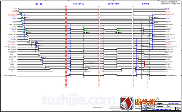 Lenovo IdeaPad 120S-11 14IAP Winbook 3Nod 120S-1114IAP RevV01小板图纸