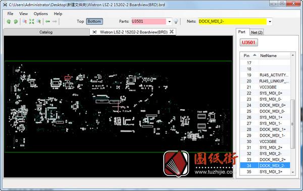 ThinkPad P50s T560 Wistron LSZ-2 15202-2联想笔记本点位图