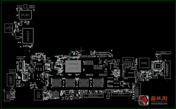 ThinkPad X1 Wistron LGF-1 15218-2笔记本点位图