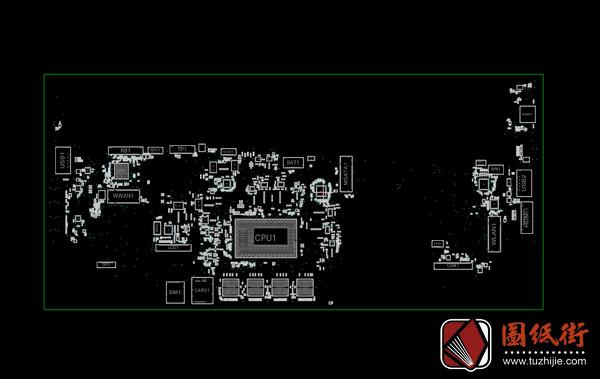 Lenovo X1 Yoga 3rd Wistron LRV-3 17800-1联想笔记本点位图
