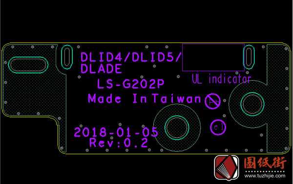Compal LS-G202P Rev1.0 0313 Boardview点位图.brd