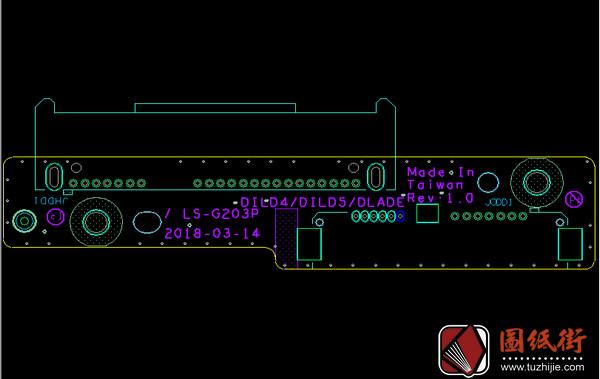 Compal LS-G203P Rev1.0 0313 Boardview点位图.brd